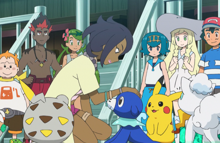 Pokemon Sun & Moon Episode 31 English Dubbed