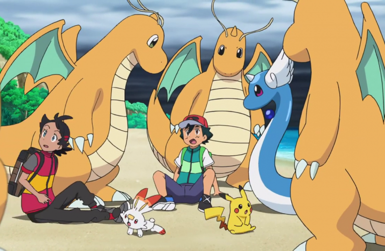 Pokemon Sword and Shield Episode 10 English Dubbed