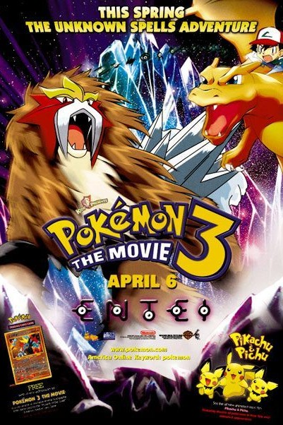 Pokemon Movie 3