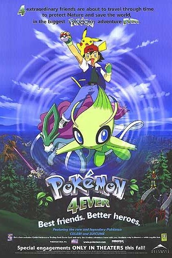 Pokemon Movie 4