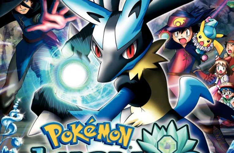 Pokemon: Lucario and the Mystery of Mew English Dubbed