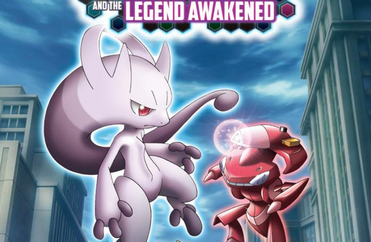 Pokemon the Movie: Genesect and The Legend Awakened English Dubbed