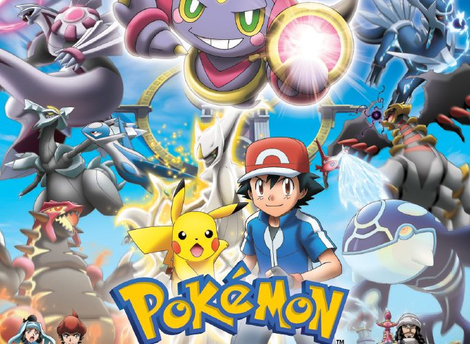 Pokemon the Movie: Hoopa and the Clash of Ages English Dubbed